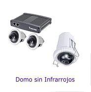 Cámaras Vivotek IP tipo Domo sin Infrarrojos