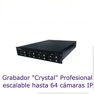 NVR NUUO Crystal (Profesional y Escalable)