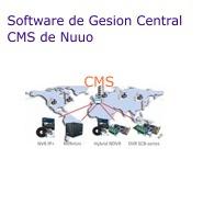 Sistema de Gestión Central de NUUO (CMS)