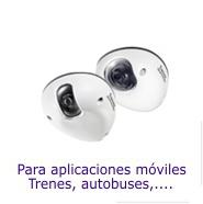 Cámaras Vivotek IP para aplicaciones móviles